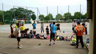 027 2015年6月14日(日)通常練習@あざみ野第一小グランド.JPG