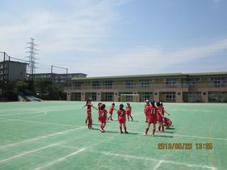 037 2013.5.26(日)YGリーグ ひの特別支援学校G 01.JPG