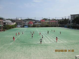040 2013.5.26(日)YGリーグ ひの特別支援学校G 04.JPG