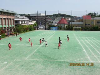 041 2013.5.26(日)YGリーグ ひの特別支援学校G 05.JPG