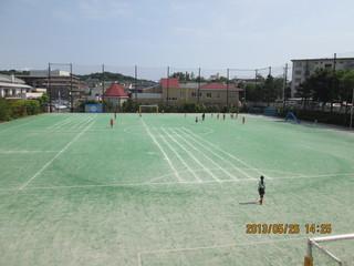 042 2013.5.26(日)YGリーグ ひの特別支援学校G 06.JPG