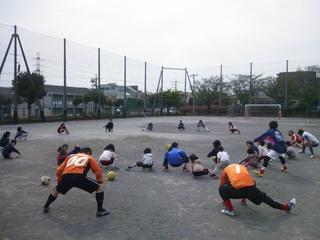 2013.4.14(日) 04 通常練習 第一小G.JPG
