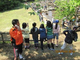 2013年5月4日(土)つくし野フィールドアスレチック001.JPG